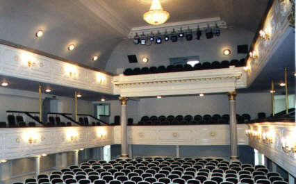 Schloßtheater Ballenstedt